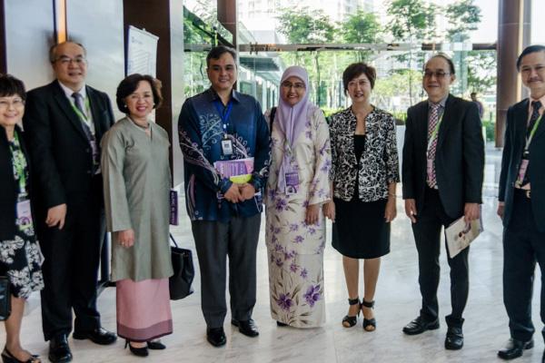 Figure 2: Kuala Lumpur International Neonatology Conference (KLINC) 12th November 2015 Opening ceremony, co-organised by University of Malaya, Perinatal Society of Malaysia and College of Paediatrics Academy of Medicine of Malaysia.